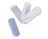 Foldable brush with mirror LJ3614