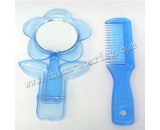 plastic comb with mirror LJ3626